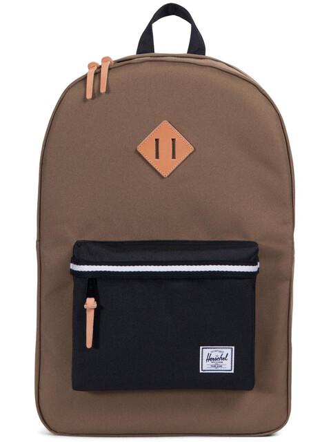 Herschel Heritage Backpack Unisex cub/black/white